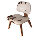 Molded Plywood Lounge Chair-Pony