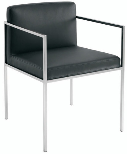 Paolo Dining Chair - Black