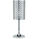 Table Lamp w/Cylinder Shade