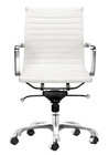 Lider Office Chair - White