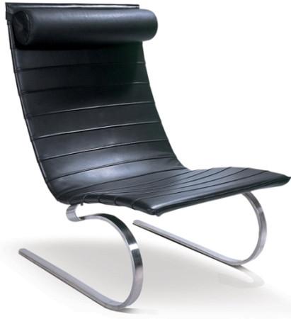 Poul Kjaerholm Pk20 Chair Leather