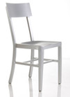 Cafe Aluminum Side Chair (Set of 2)