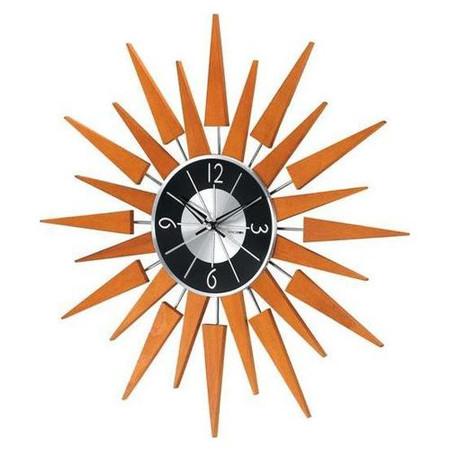 George Nelson Wood Sun Clock