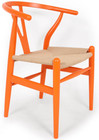 Wishbone Chair - Orange