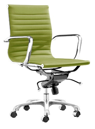 AG Management Chair In Light Green