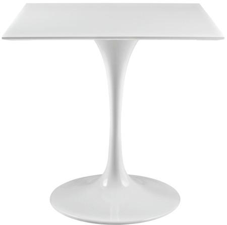 "Tulip Table 36"" Square Top"