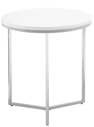 Armani Round End Table