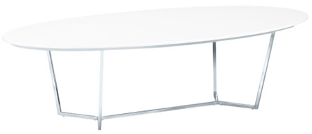 Angela Large Oval Coffee Table Home And Office Furniture - Angela coffee table
