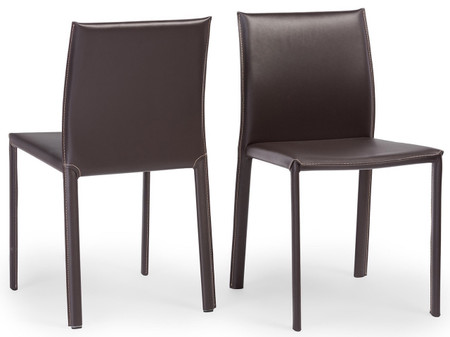 Burridge Leather Dining Chair