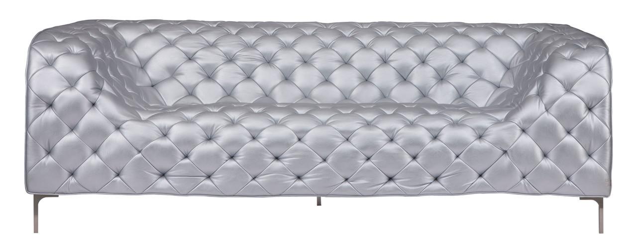 Providence Sofa Zuo Modern Providence Sofa Leatherette