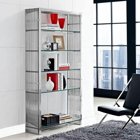 Stainless Steel Shelf Unit
