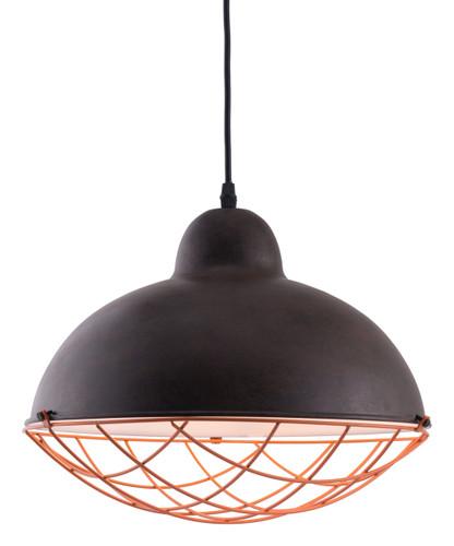Kong Ceiling Lamp Distressed Black