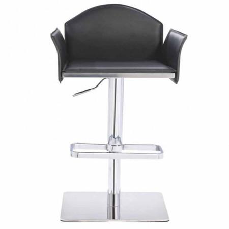 black breakfast bar stool