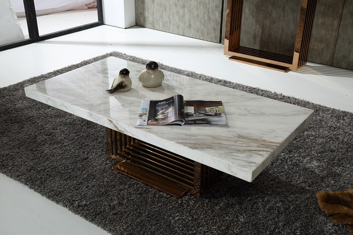 white marble coffee table gold white marble coffee table larger more photos fabrizio modern white marble coffee table tables