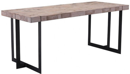 Festive Dining Table Natural Pine
