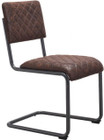 Father Dining Chair Vintage Brown