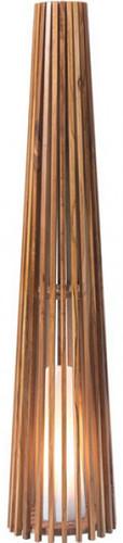 Cosima Large Floor Lamp Natural Teak