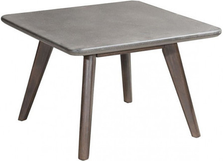 DAUGHTER COFFEE TABLE CEMENT & NATURAL
