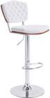 Tiger Bar Chair White