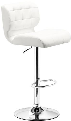 Formula Bar Chair White