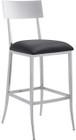 Mach Bar Chair Black