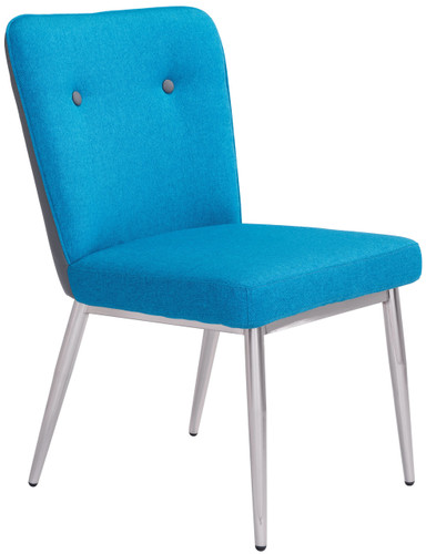 Hope Dining Chair Blue