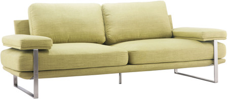 Zuo Modern Jonkoping Sofa Lime