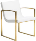 Clara Dining Chair Gold