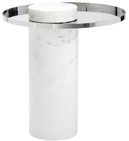 Pillar Side Table