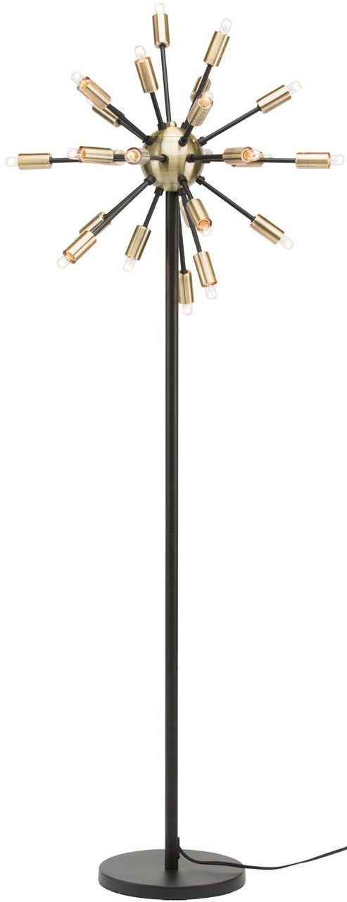 Sputnik Floor Lamp Retro Style Floor Lamp