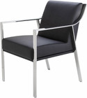 Valentine Dining Chair Black
