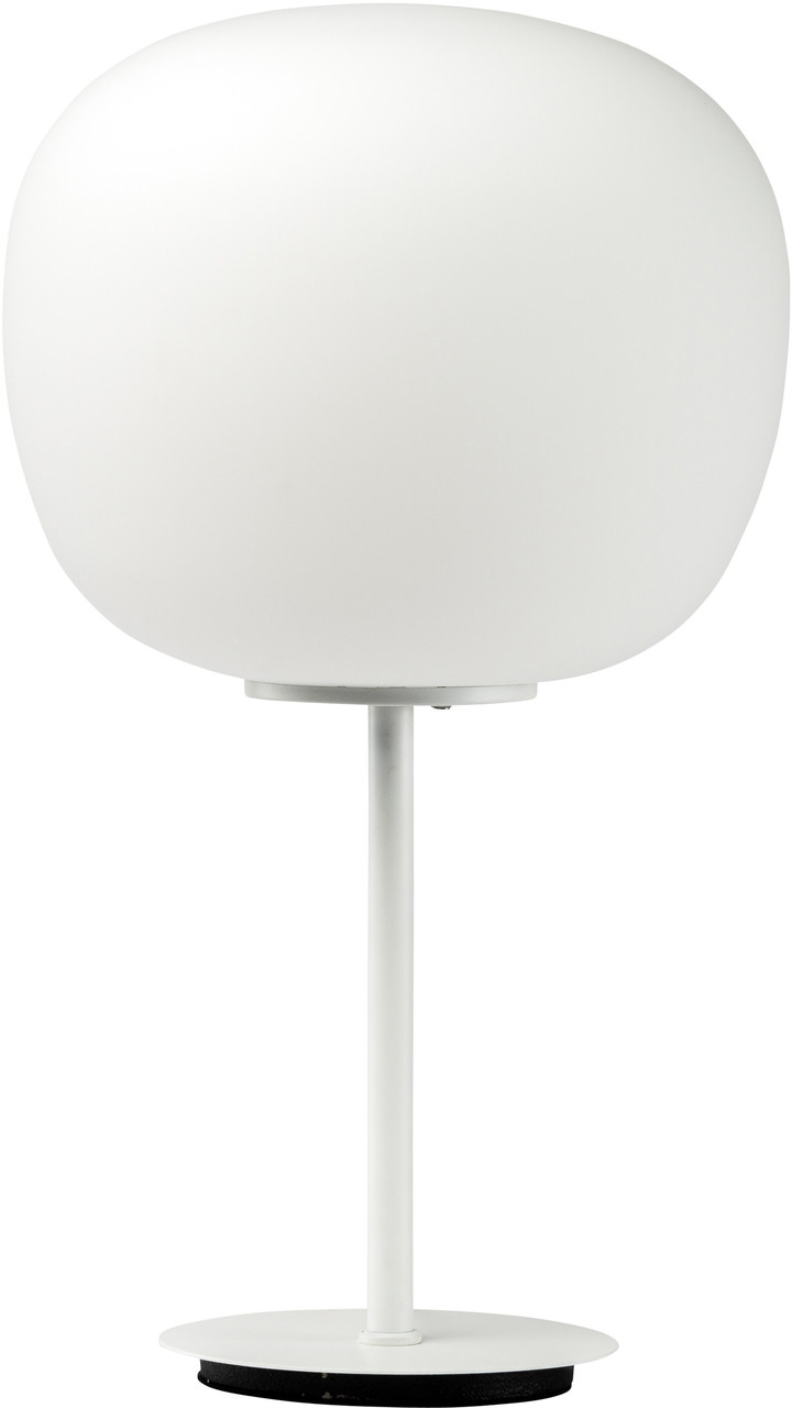 Kurt Tall Table Lamp White Modern White Table Lamp