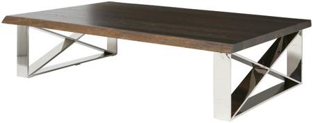 Nuevo Aix Coffee Table Seared Oak