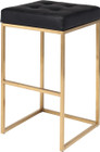 Nuevo Chi Counter Stool Black