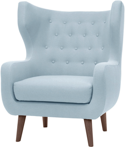 Valtere Occasional Chair Caribbean Blue