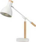 Orson Table Lamp In White