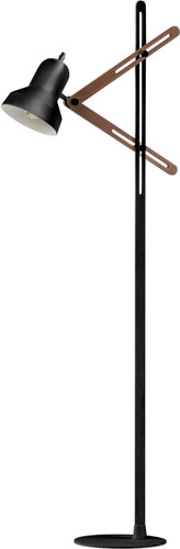 Nuevo Living Jethro Floor Lamp Black