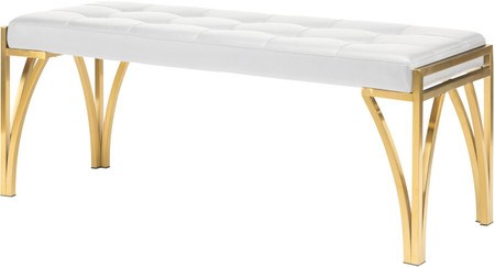 Eiffel Bench White