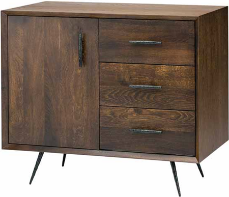 Nexa Sideboard Seared Oak