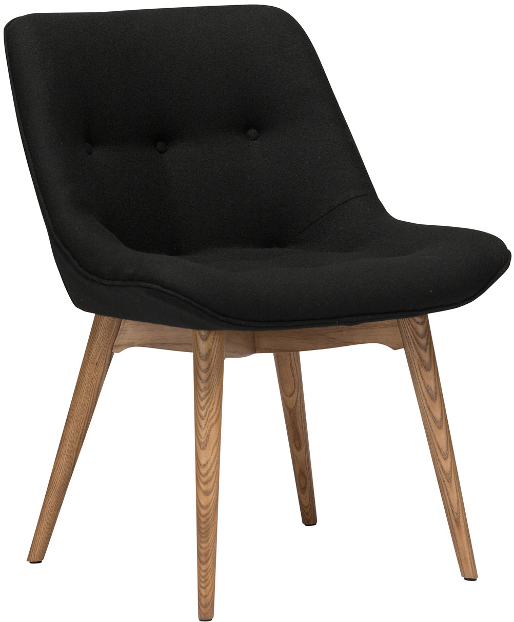 Nuevo Brie Dining Chair Black