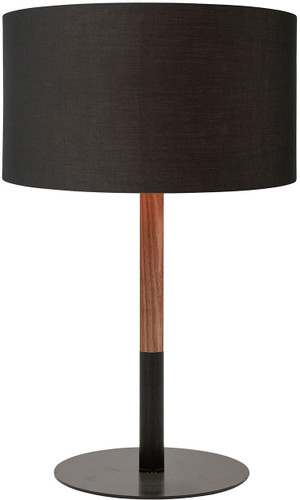 Nuevo Monroe Table Lamp Black