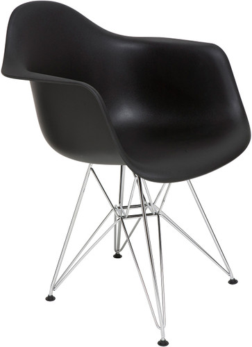 Ray Dining Chair Black