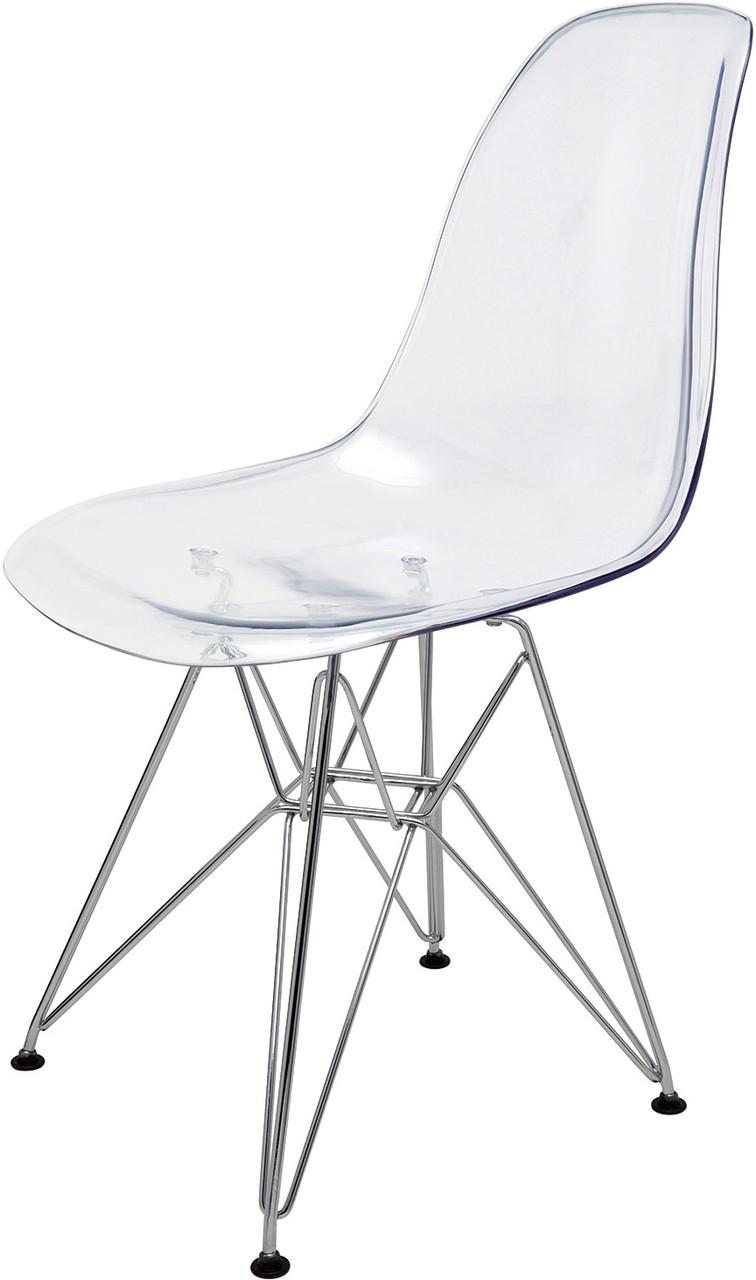 Merveilleux Transparent Dining Chairs