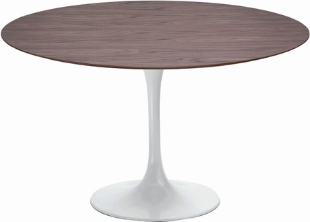 Cal Dining Table American Walnut