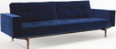 innovation splitback sofa bed