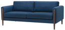Steen Three Seater Lagoon Blue
