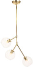Nuevo Living Atom 3 Pendant Lamp