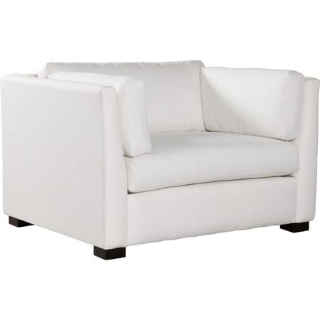 Zuo Modern Monroe Chair Snow