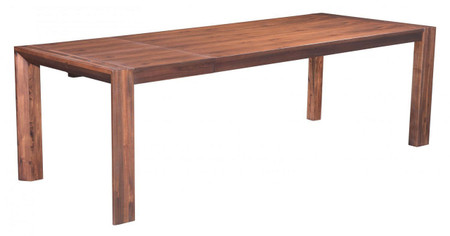 Zuo Modern Perth Extension Dining Table