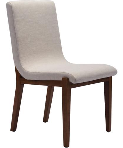 Hamilton Dining Chair Beige